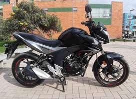 moto honda cb160f en perfecto estado modelo 2019 km 13310