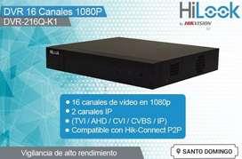 DVR de 16 canales