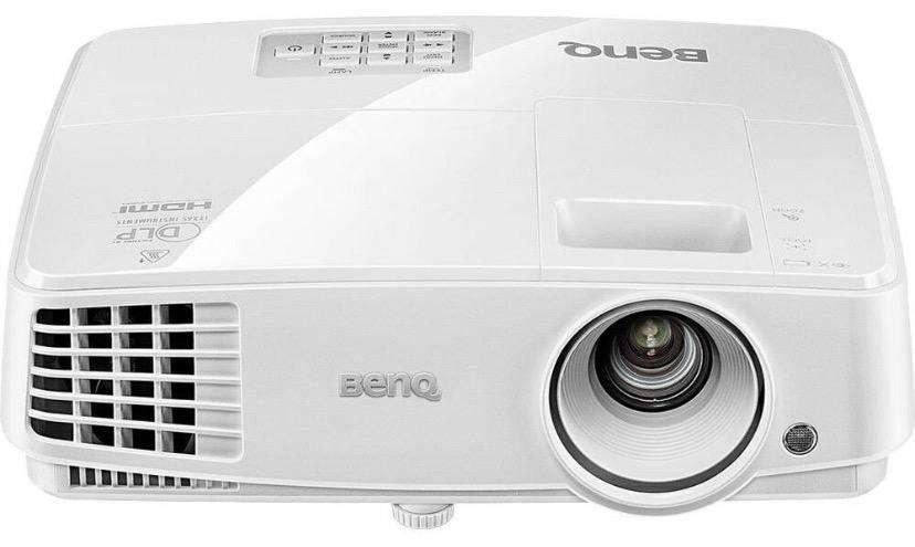 Benq Ms524e Svga 3200 Lúmenes Proyector Video Beam Hdmi 3d