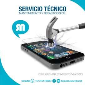 Técnico para reparación de celulares