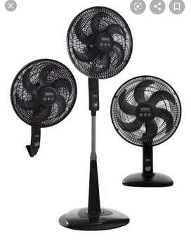 Todo tipo  de ventilador