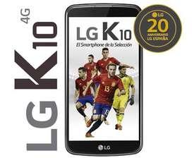 LG K10 2018 EXCELENTE ESTADO