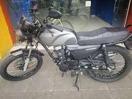 Vendo moto nkd metal ex70