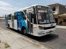 Se vende bus urbano con linea en Guayaquil