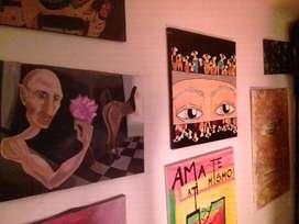 Alquilo Sala de Arte para Talleres