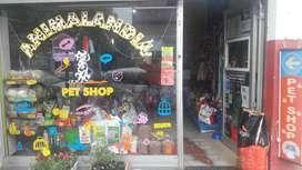 Vendo Pet Shop 12 de Octubre 4420 Puerto