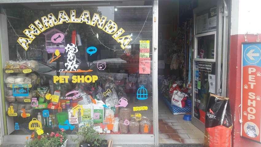 Vendo Pet Shop 12 de Octubre 4420 Puerto 0