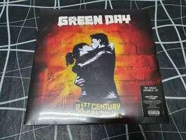 Vinilo LP Green Day 21st Century Breakdown - Original