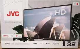 HD LED SMART TV de 32 pulgadas marca JVC