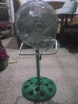 Ventilador pequeno portatil verde