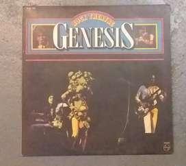Disco Vinilo Genesis Rock Theater