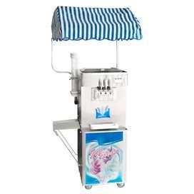 Maquina de helados Suaves 3 Sabores