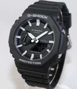 Casio G-Shock GA-2100 Negro Nuevo
