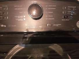 Ganga lavadora whirlpool hermosa