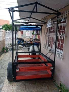 Mototriciclo en venta 100% funcional