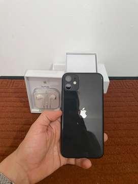 iPhone 11 64GB Negro Amaericano.