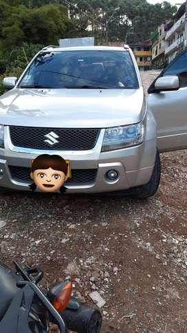 Suzuki gran vitara MECANICA