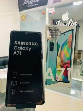 Nuevo Samsung Galaxy A71 128Gb Azul