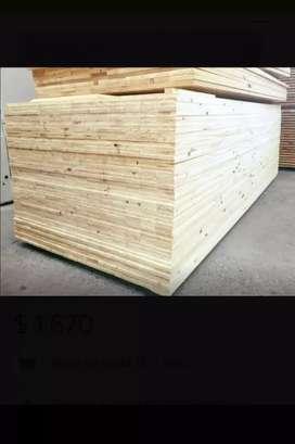 Tablero de pino oferta