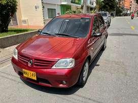 Renault Logan expression 2008