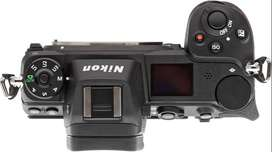 Nikon Z7 + lente Nikkor Z 24-70 f/4 + tarjeta XQD Sony 64 GB completamente nuevo, en cajs