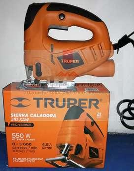 Caladora Truper Profesional 550 w