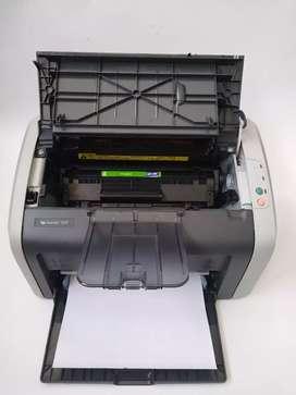 Impresora hp LaserJet 1010