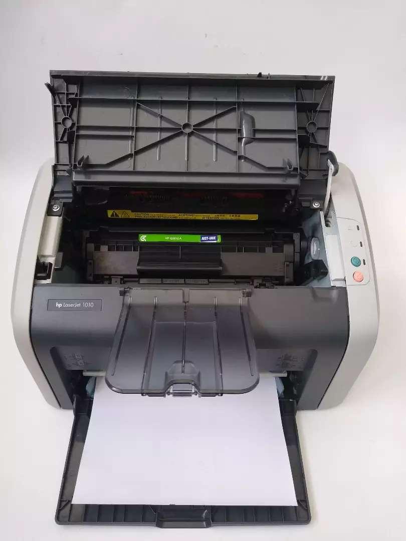 Impresora hp LaserJet 1010 0
