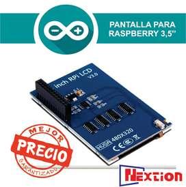 Pantalla Tft Tactil Para Raspberry Pi De 3,5''