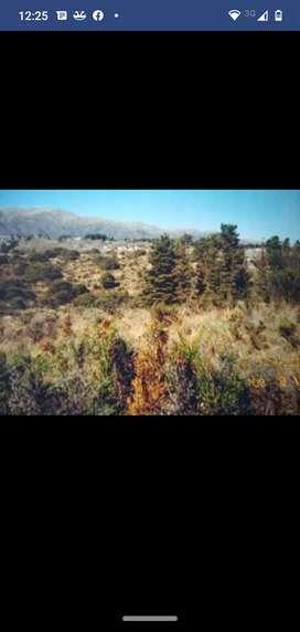 Vendo terreno en sierras de Córdoba