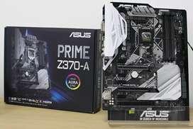 Tarjeta Madre gaming ATX ASUS Z370A prime