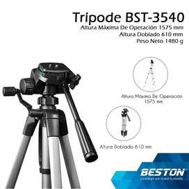 Tripode Beston Bst 3540 Para Camara