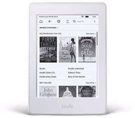 Kindle Amazon Book Reader  - 8va Generacion Blanco