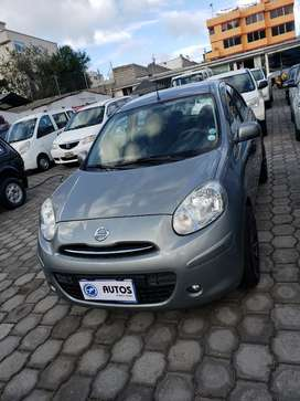 Nissan March 2012  1.6L
