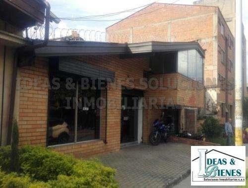 Casa Lote en Venta Medellin Sector Laureles: Código 601289 0