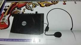 Microfonoparlante Profesores
