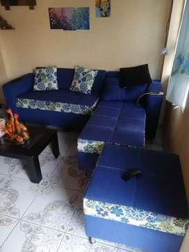 Muebles para una pareja