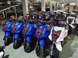 Motos eléctricas TTX