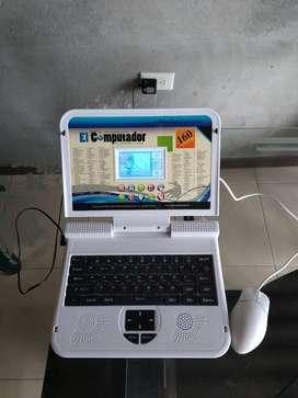 Computador y juegos didácticos