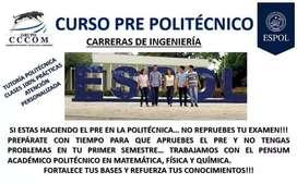 EAES ( SENESCYT ) ESPOL PREPOLITECNICO EXAMEN ADMISIÓN SER BACHILLER