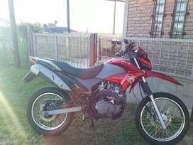 Vendo zanella zr 250cc