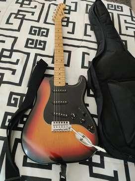 Guitarra electrica Squier Bullet by Fender