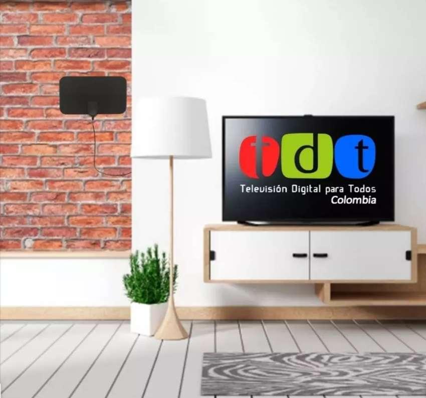 TDT digital para todos + antena WiFi 0