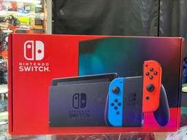 Nintendo switch Neon nueva