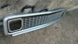 Restauracion de parrillas mascaras aluminio chevrolet c10 pickup