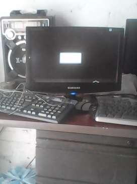 Monitor para repuesto y cargadores