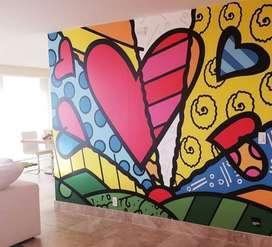 Murales Vinilos
