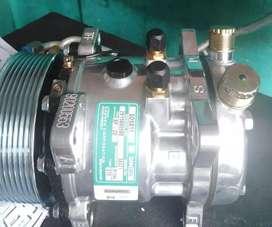Aire acondicionado automotriz mantenimiento reparación e instalación