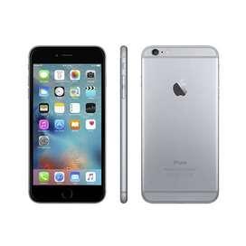 iPhone 6 Plus Silver 64gb Nuevo