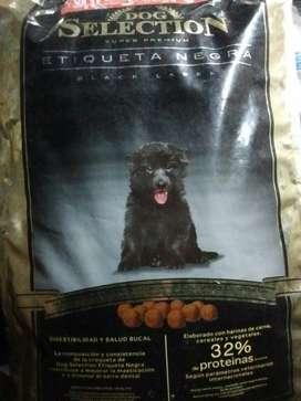Alimento para Perros Etiqueta Negra